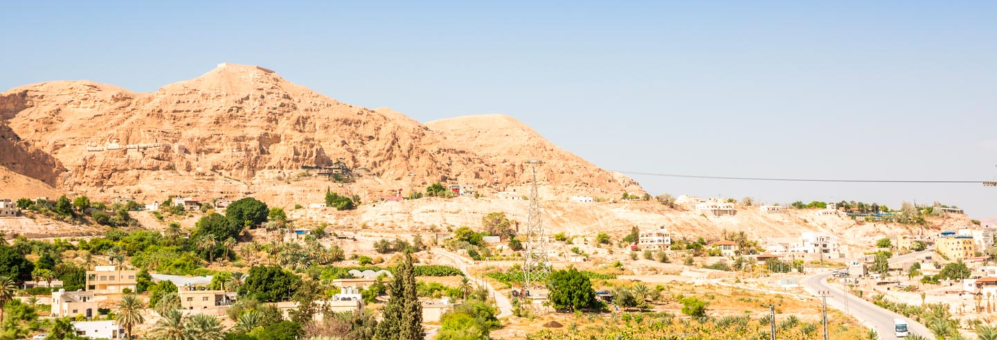Bethlehem and Jericho Day Trip