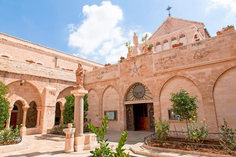 ,Excursión a Belén,Excursión a Jerusalén