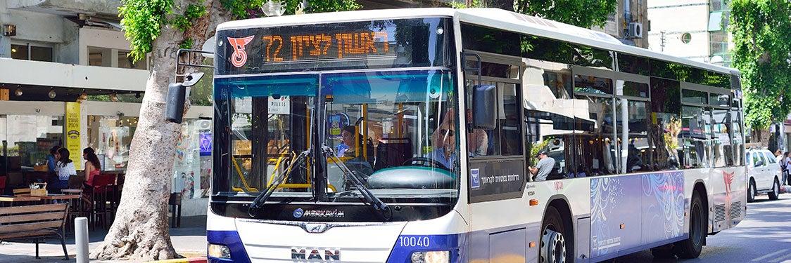 Autobuses de Tel Aviv