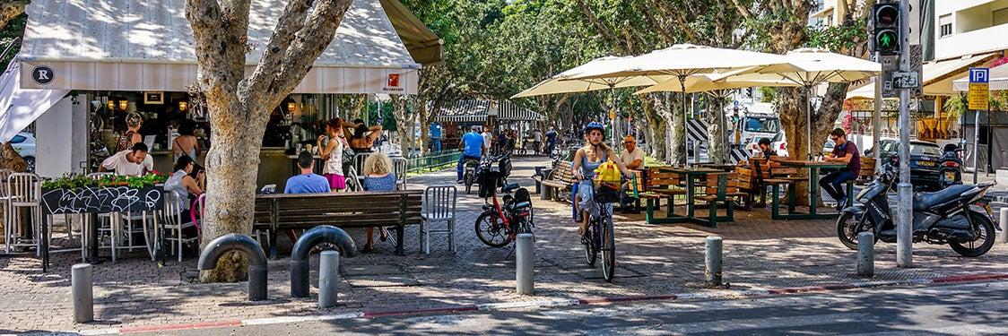 Compras en Tel Aviv