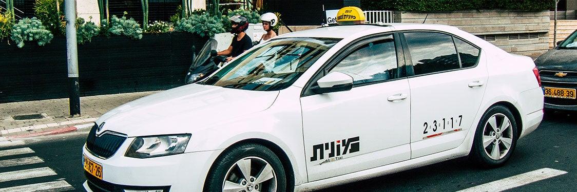 Taxis de Tel Aviv