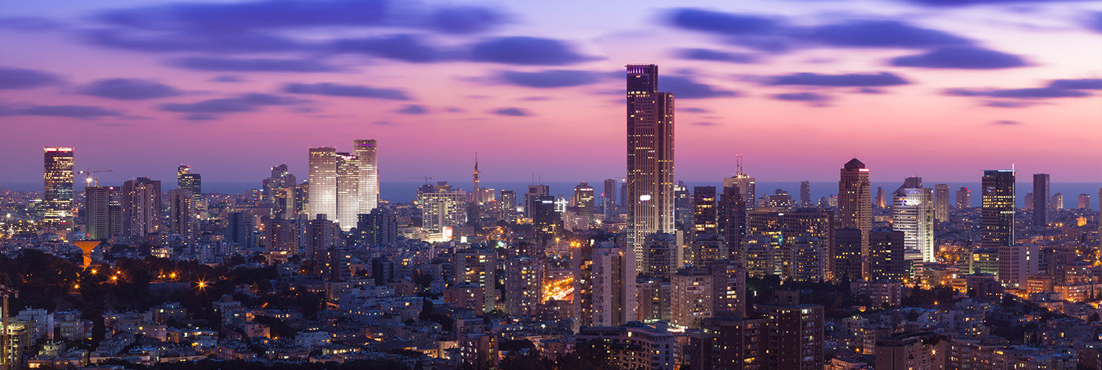 Guía turística de Tel-Aviv