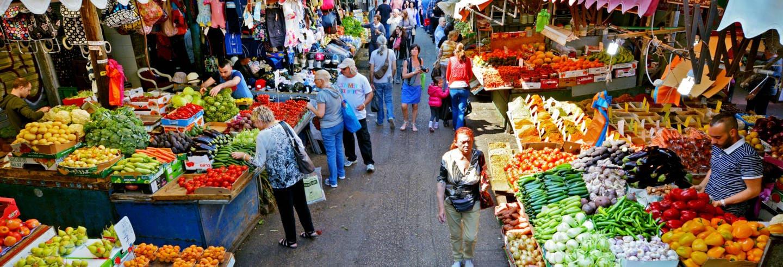 Carmel Market Food Tour