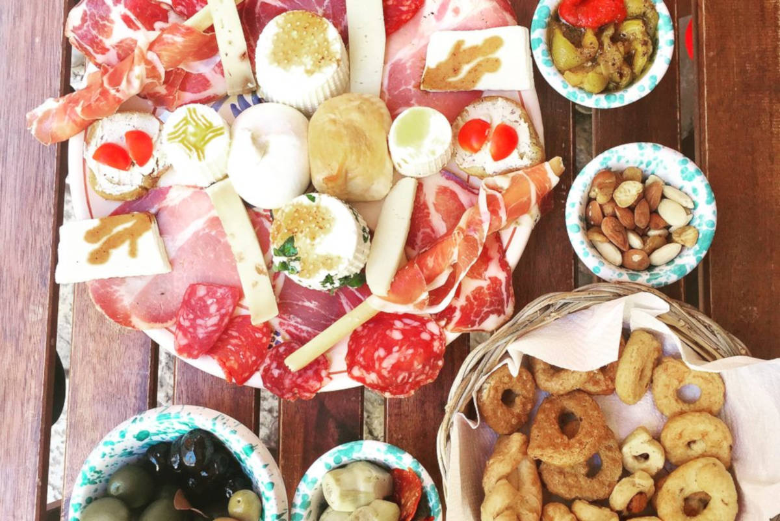 Tour gastronómico por Bari