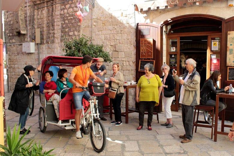 Tour en tuk tuk por Bari