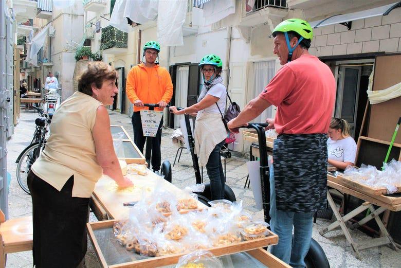 Tour en segway por Bari