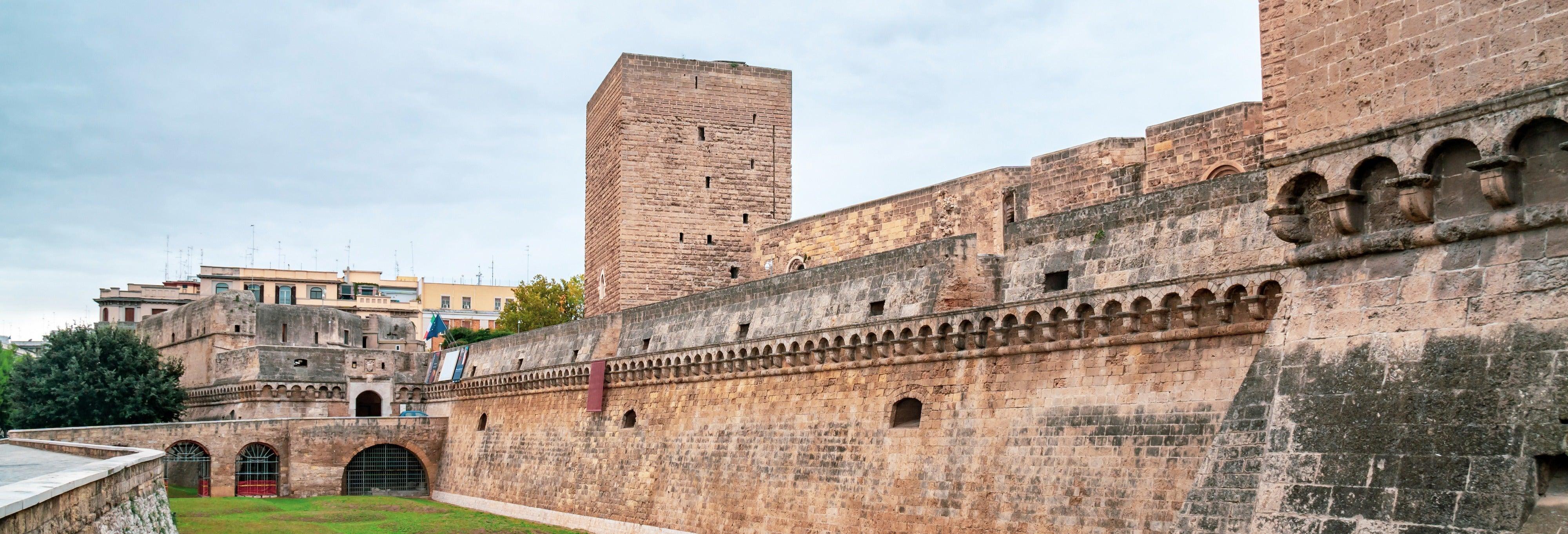 Tour por las fortalezas de Bari