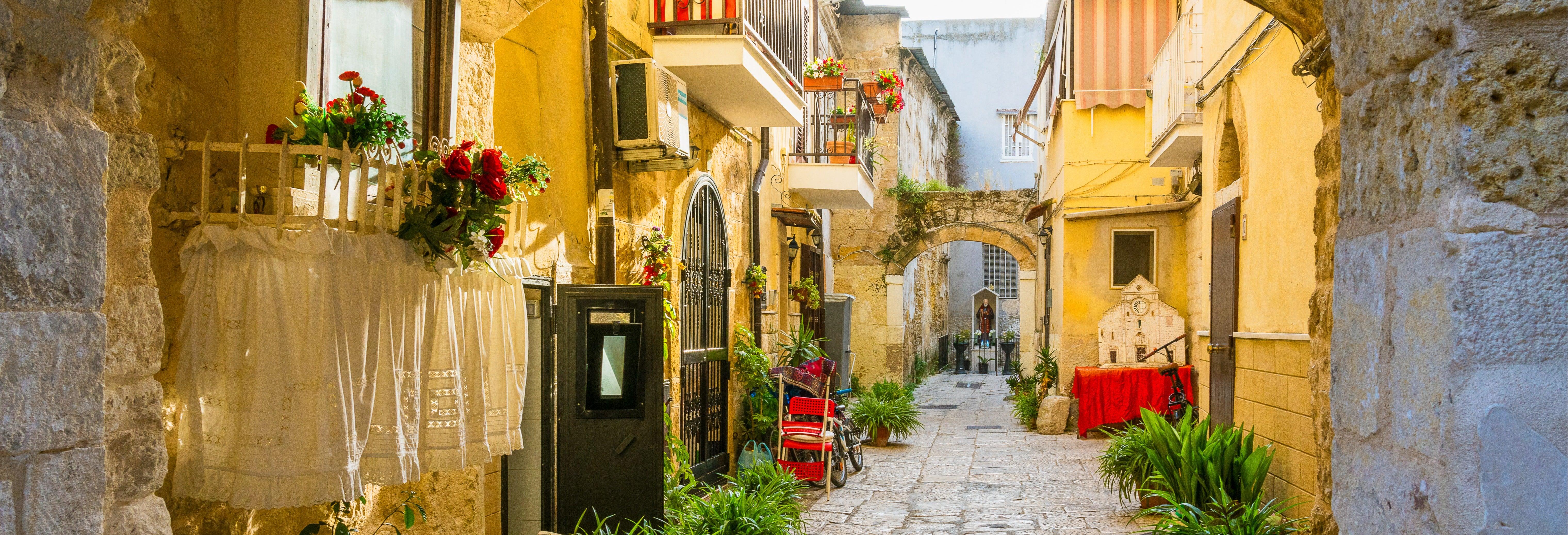Visita guiada por Bari