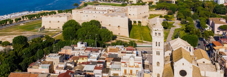 Tour privado por Barletta con guía en español