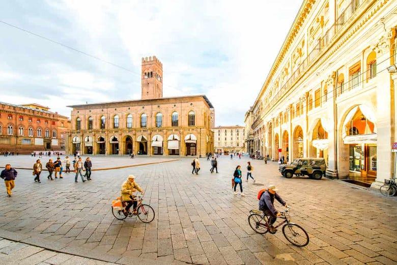 Tour en bicicleta por Bolonia
