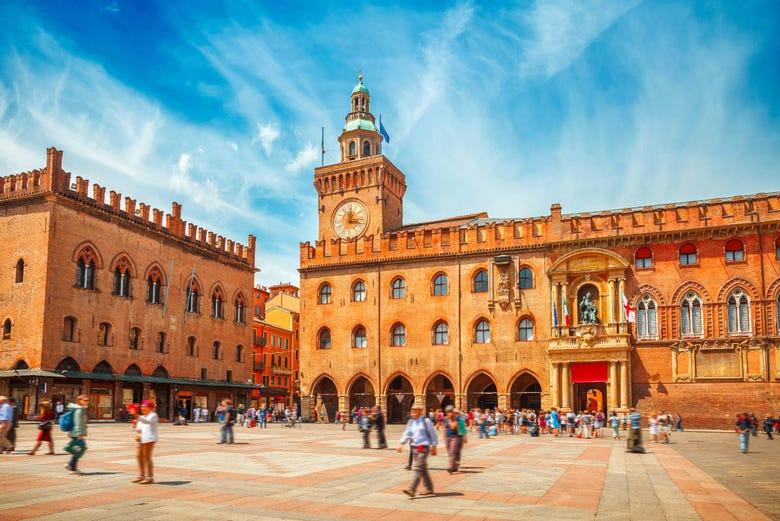 Tour fotográfico por Bolonia