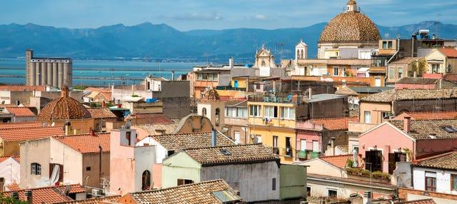 Visita guiada por Cagliari