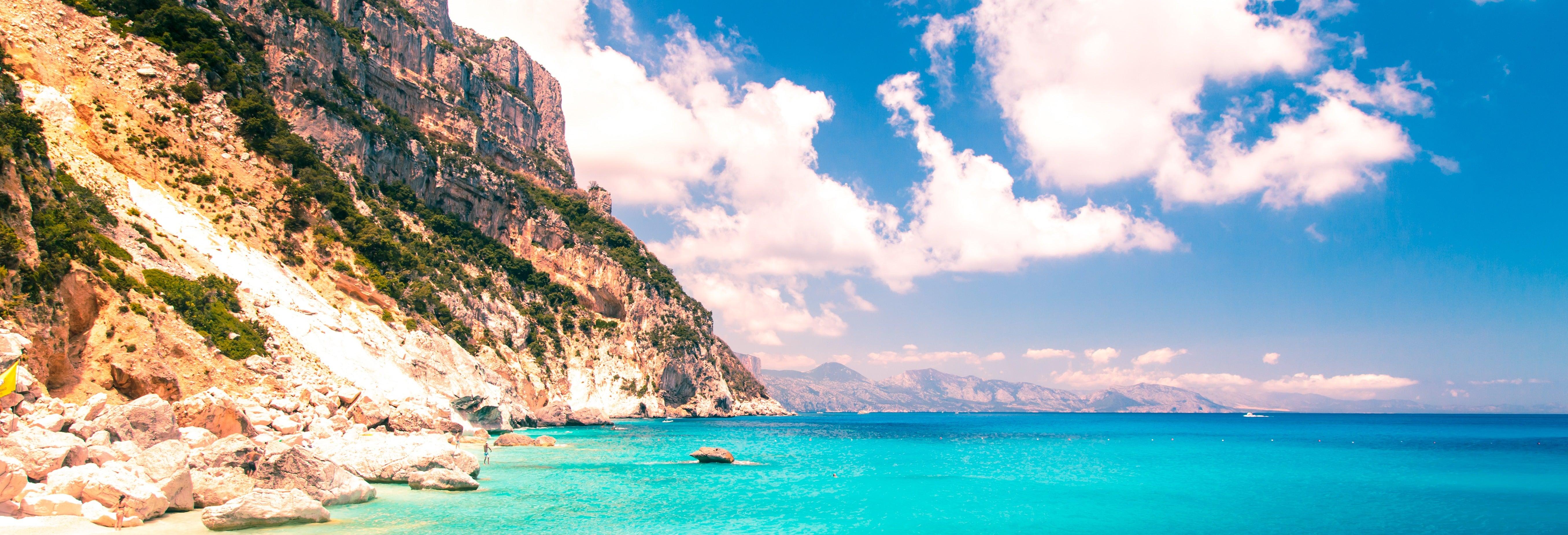 Snorkeling dans le golfe d'Orosei
