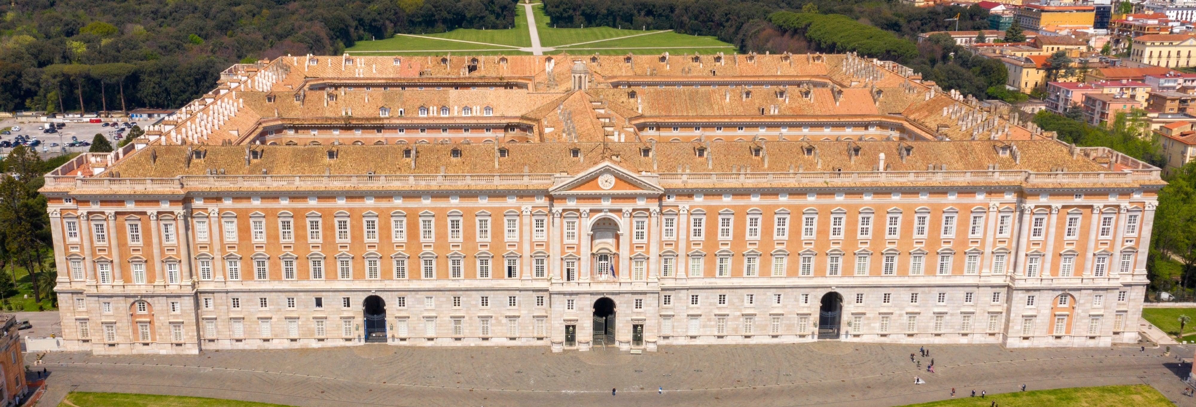 Visite privée du Palais Royal de Caserte