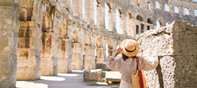 Excursion à Rome au départ de Civitavecchia
