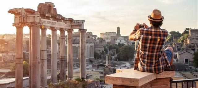 Tour privado de Roma desde Civitavecchia
