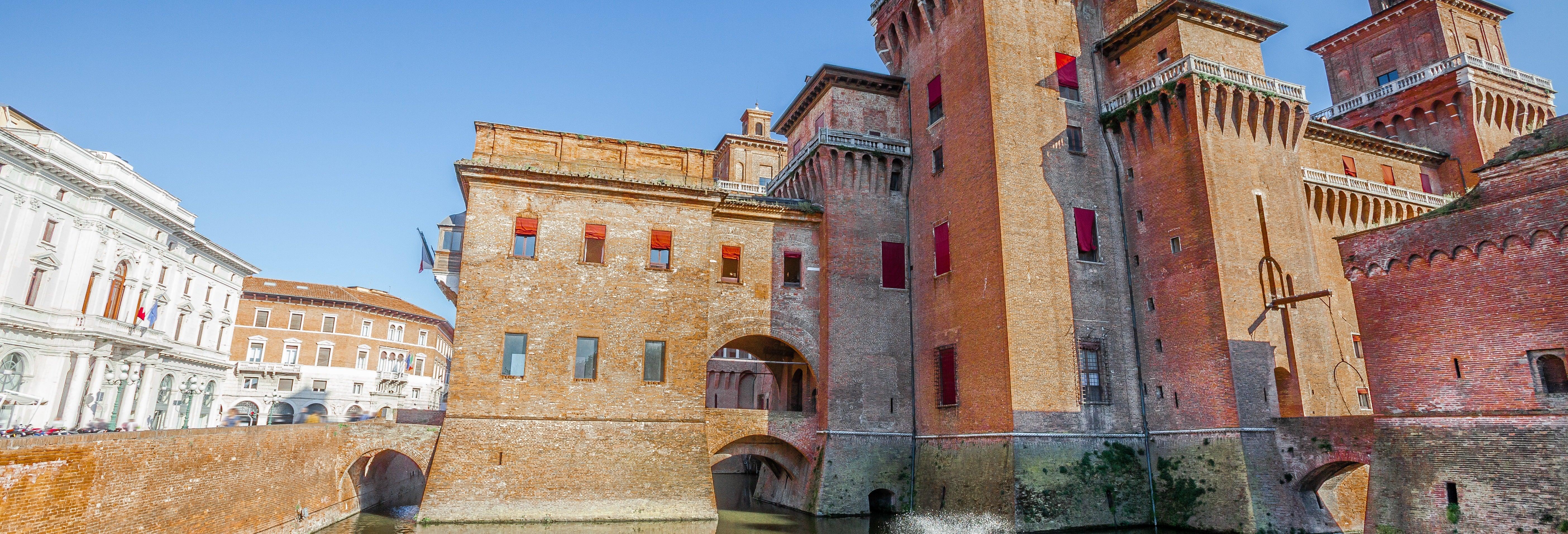 Tour en bicicleta por Ferrara