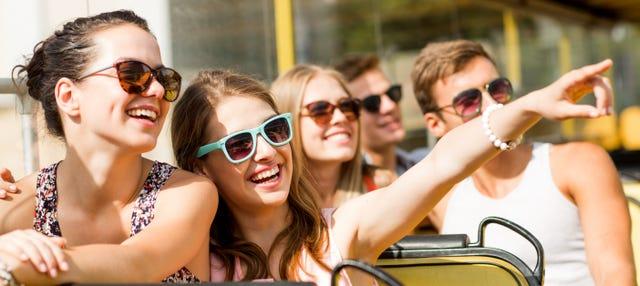 Bus touristique de Florence