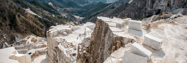 Excursión a Pisa, Lucca y las canteras de Carrara
