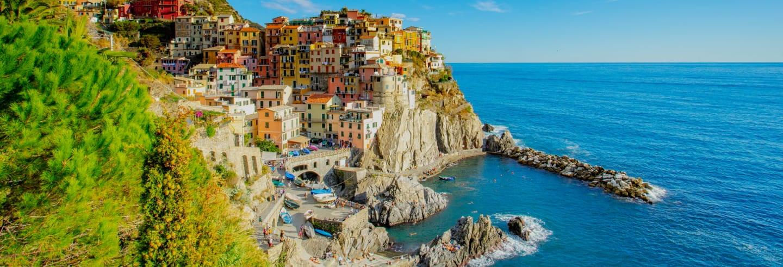 Excursión a las Cinque Terre y Pisa en tren