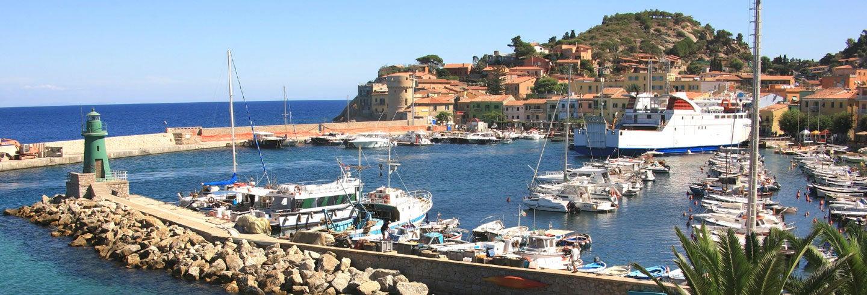 Excursión a las islas Giglio y Giannutri (no opera mas)