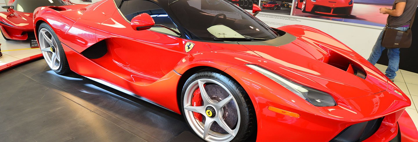 Excursion a Maranello y al Museo Ferrari
