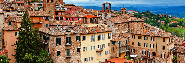 Excursión a Perugia y Asís