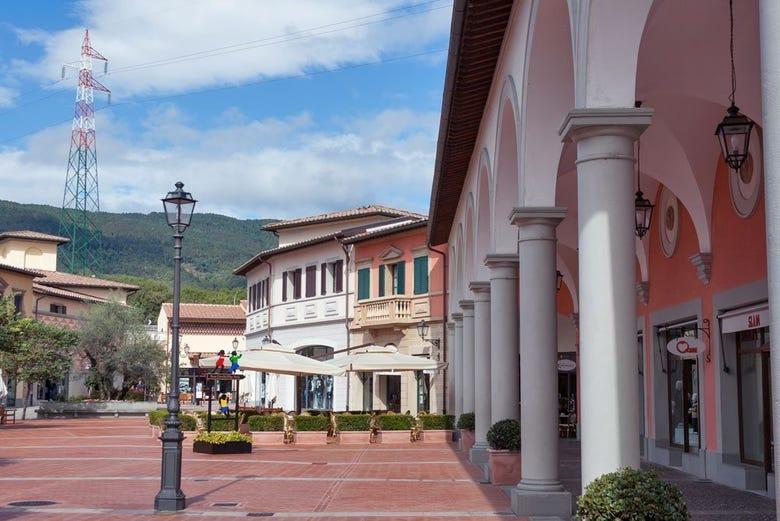 Tour dello shopping negli outlet di Firenze