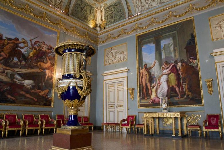 Visita guiada por el Palacio Pitti y la Galería Palatina