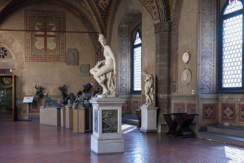 Visita guiada por el Museo Bargello
