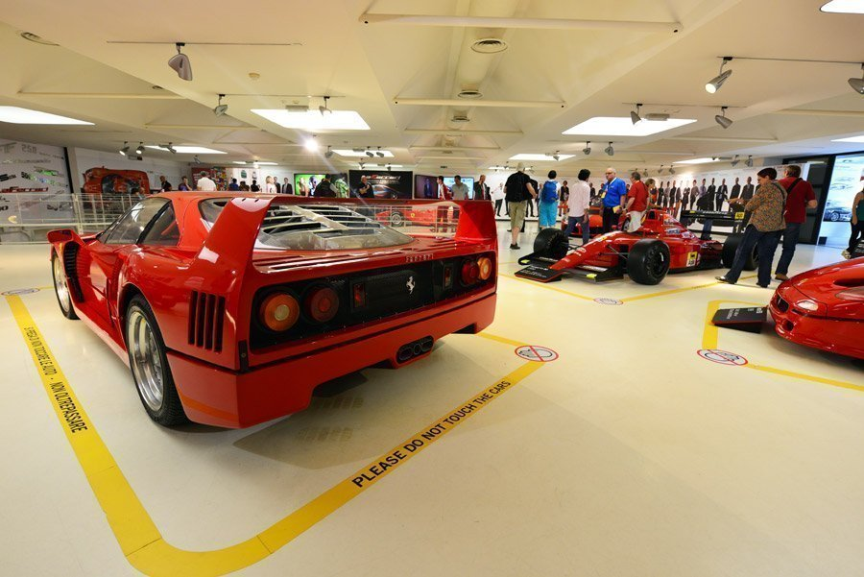 Excursión al Museo Ferrari de Maranello