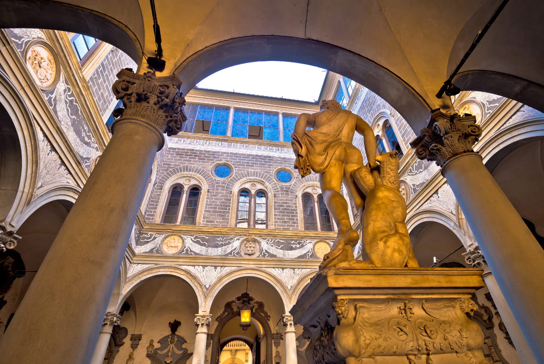 Tour de los Médici por Florencia