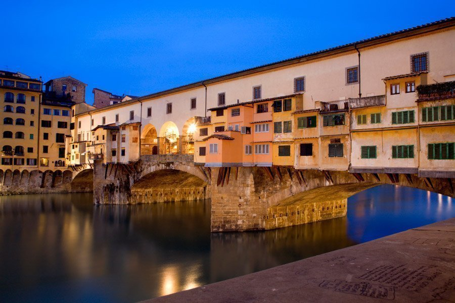 Italian Florence: Accademia Gallery & Uffizi Gallery And Florence Walking Tour