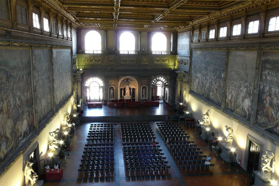 visite du palazzo vecchio florence. Black Bedroom Furniture Sets. Home Design Ideas