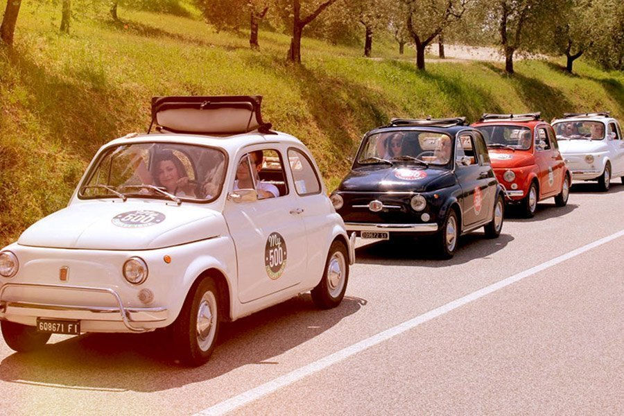 Day Tour of Tuscany