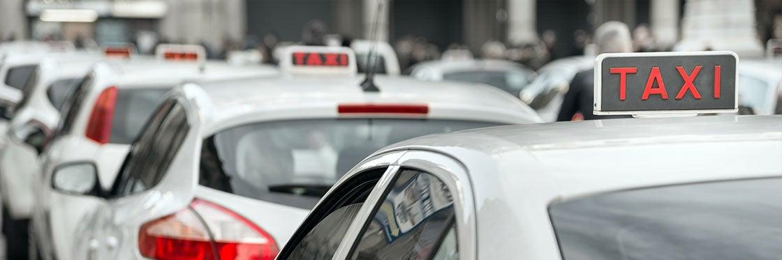 Táxis em Florença