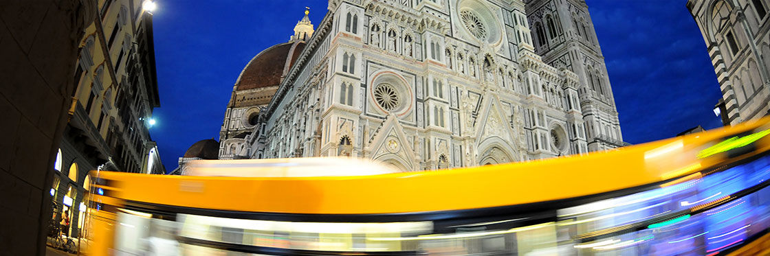 Getting around Florence by Public Transport