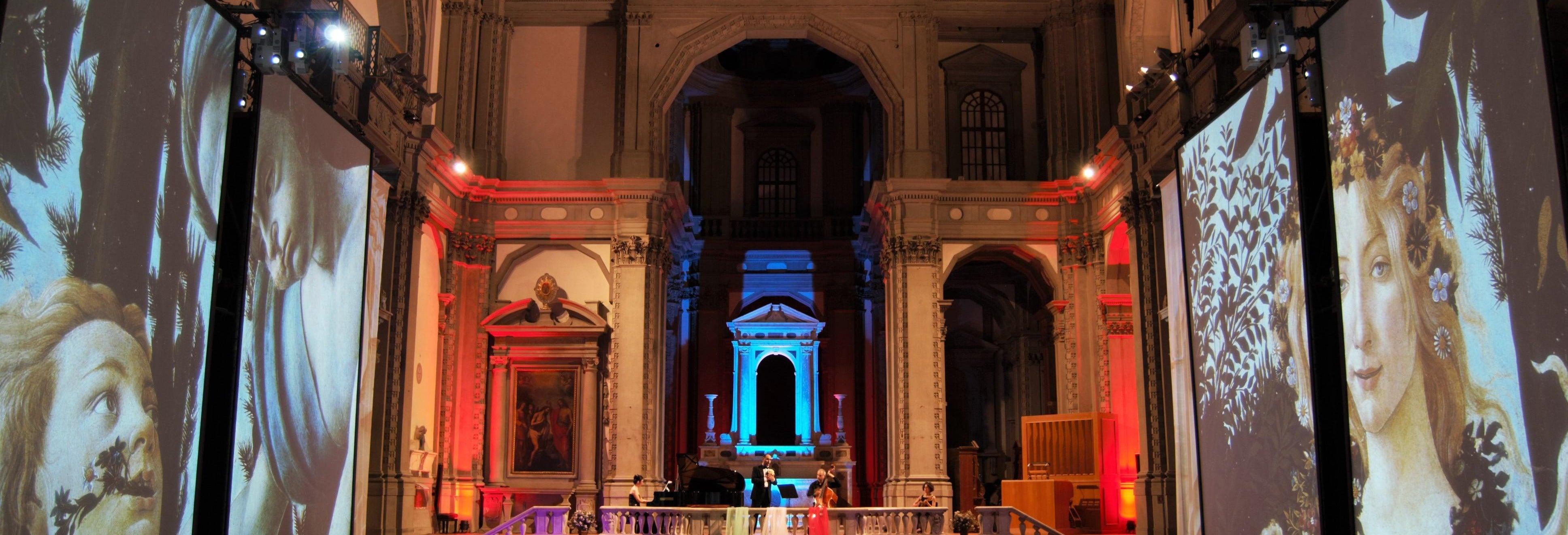 Opera nalla Chiesa di Santo Stefano al Ponte Vecchio