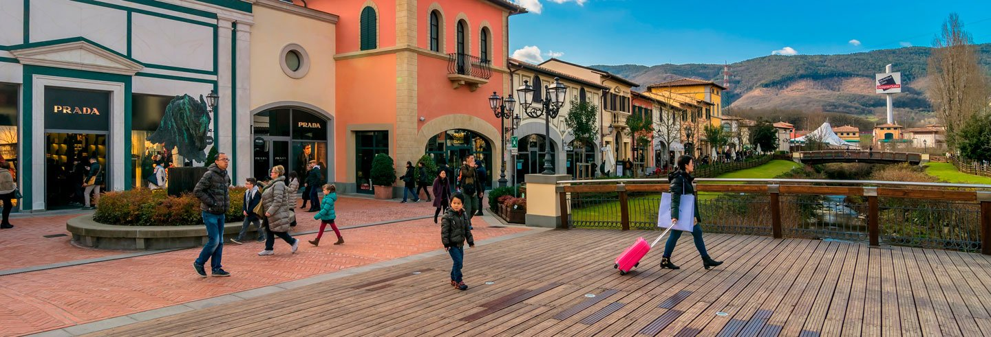 Tour dello shopping al Barberino Designer Outlet, Firenze