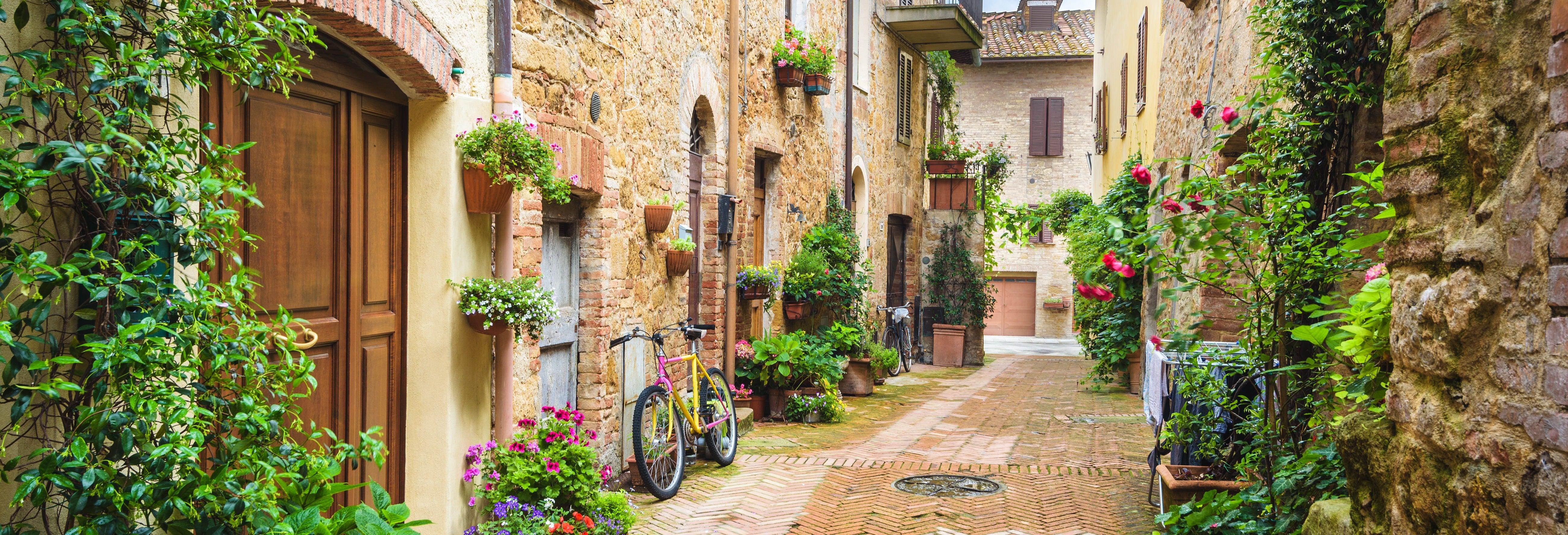Tour a Montalcino, Pienza y Montepulciano