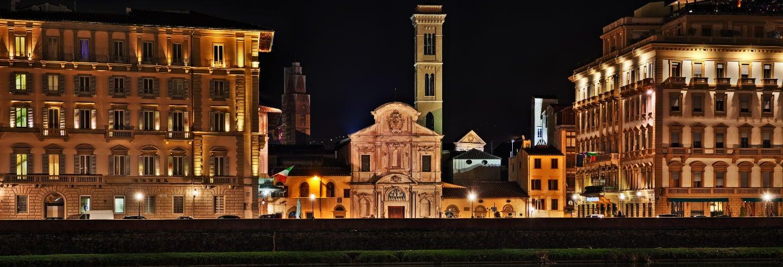 Tour de nuit en segway dans Florence