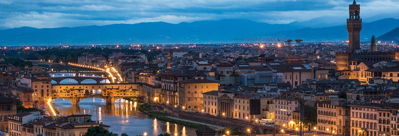 Tour nocturno por Florencia con cena (no opera mas)