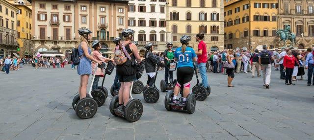 Tour en segway dans Florence