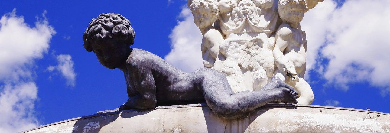 Tour pelas Villas Medicea La Petraia e Castello