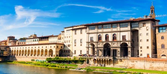 Visita guiada por la Galería Uffizi