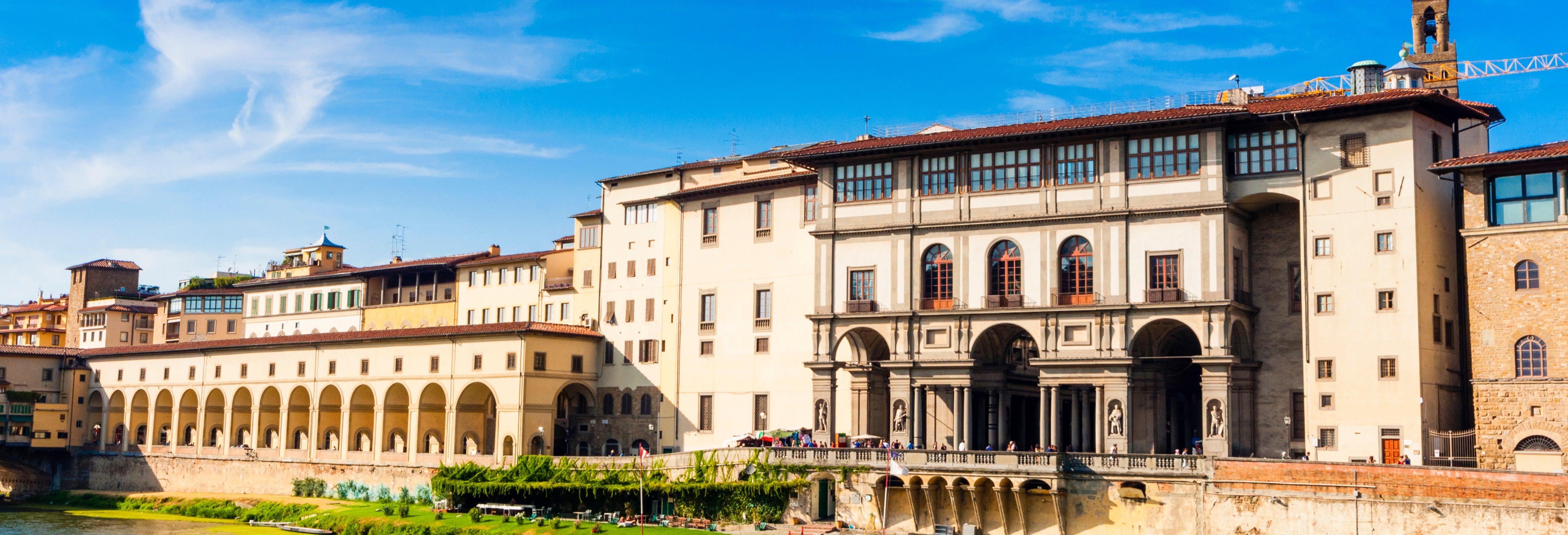 Visita guiada da Galeria Uffizi