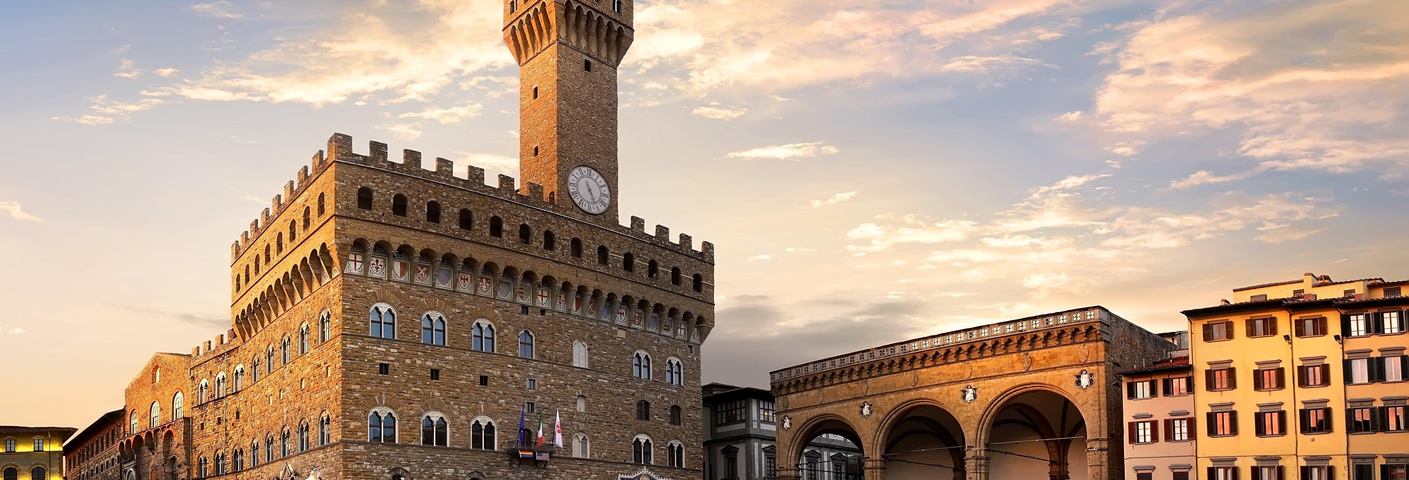 Visite du Palazzo Vecchio