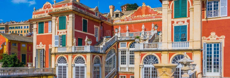 Entrada al Palacio Real + Acuario de Génova