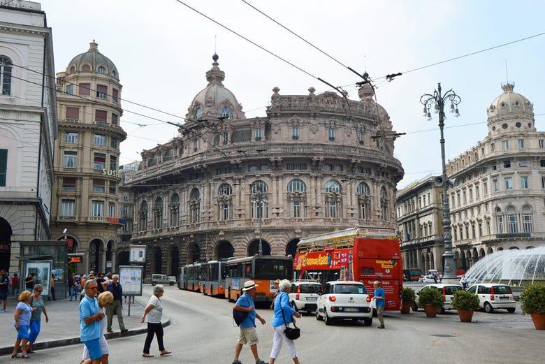 ,Tour por Génova