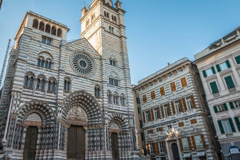 Tour por Génova + Entrada a museos Strada Nuova